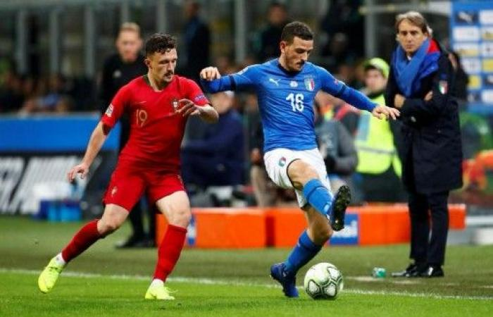 تعادل بطعم الهزيمة لإيطاليا أمام البرتغال