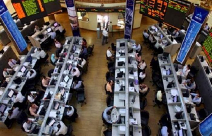 تراجع المؤشر الرئيسي للبورصة المصرية بنسبة 0.37%