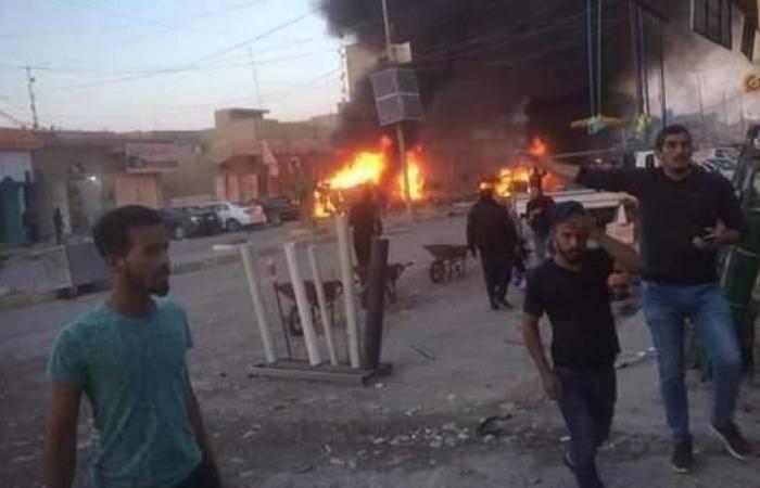 العراق | 5 قتلى بانفجار سيارة مفخخة شمال بغداد
