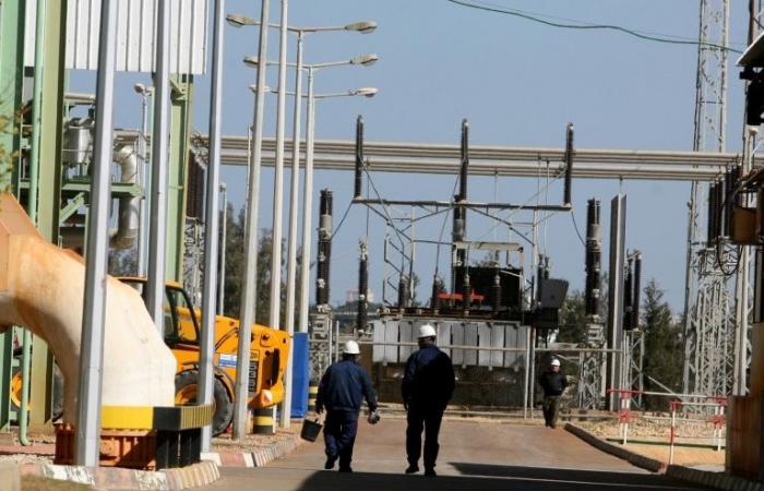 """فلسطين   شركة الكهرباء : سيتم فصل خط """"بغداد"""" المغذي لمدينة غزة"""
