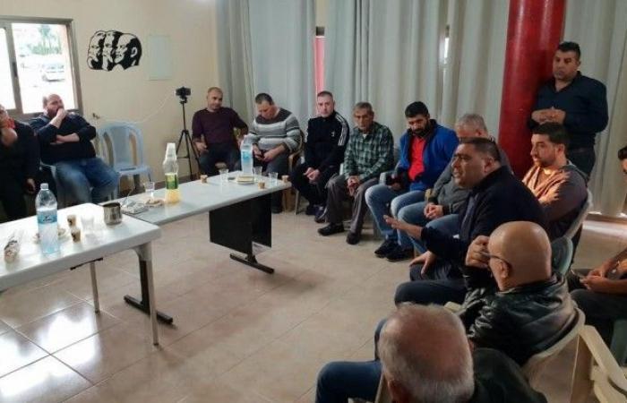 فلسطين | مجد الكروم: دعوات للاحتجاج على زيارة إردان لمركز الشرطة