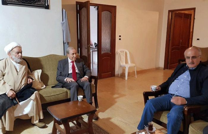 لقاء بين حسن خليل والخليل والشيخ عبدالله: لتشكيل حكومة بسرعة