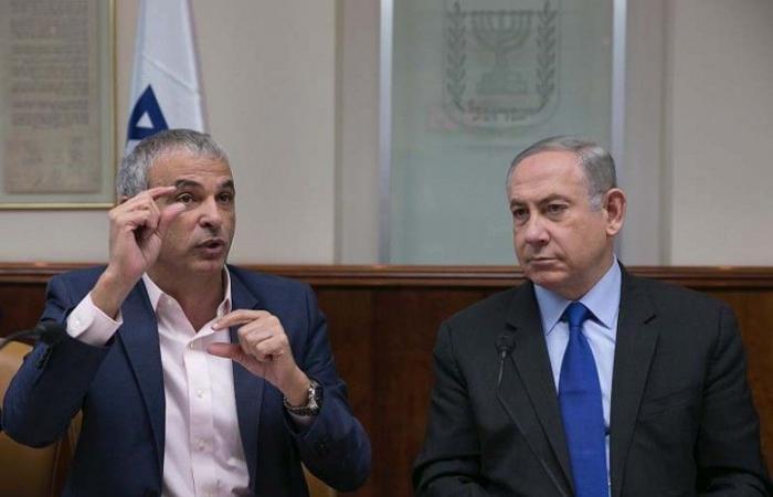 فلسطين   دون نتائج تذكر ..انتهاء اجتماع نتنياهو مع كاحلون