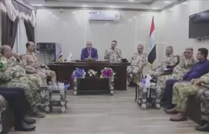 العراق   قائد عمليات نينوى: لن نسلم إدارة أمن المحافظة