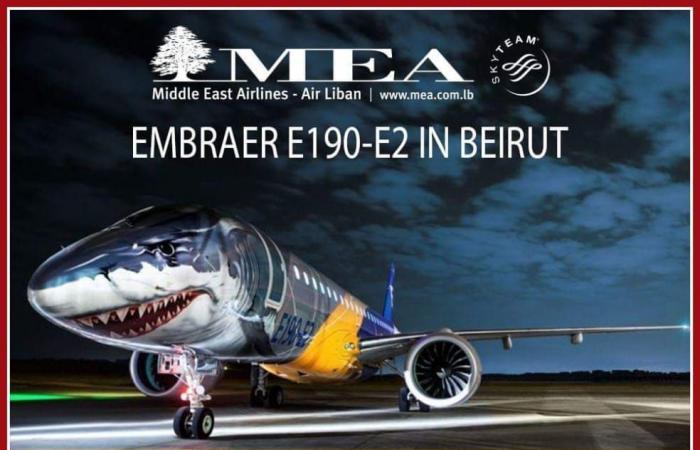 'قرش' يطير ويغطّ في المطار.. ووزير الأشغال: أدعم 'الميدل إيست'!