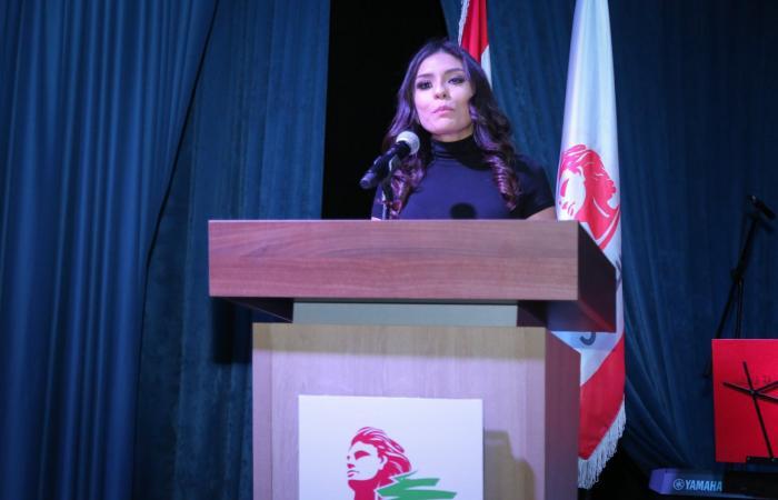"""المنظمة الشبابية في حركة """"الاستقلال"""" تكرّم الشهداء الذين سقطوا مع الرئيس معوض"""