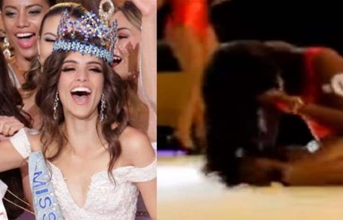 خلع ملابس وسقوط.. مواقف محرجة واجهتها ملكات الجمال و'اللبنانية' نالت نصيبها (صور)