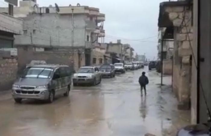 سوريا | حلب : جبهة النصرة تسيطر على الأتارب و أرتالها تدخل المدينة ( فيديو )