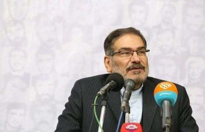 إيران | شمخاني: أميركا اقترحت مفاوضات مع إيران