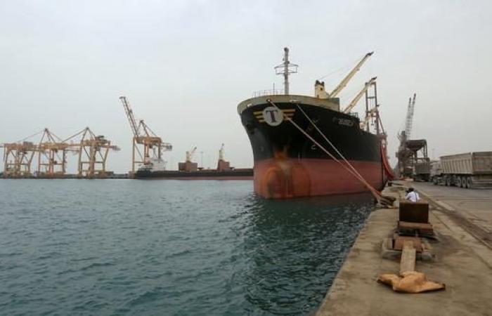 اليمن   التحالف: 3 سفن لا تزال تنتظر دخول ميناء الحديدة