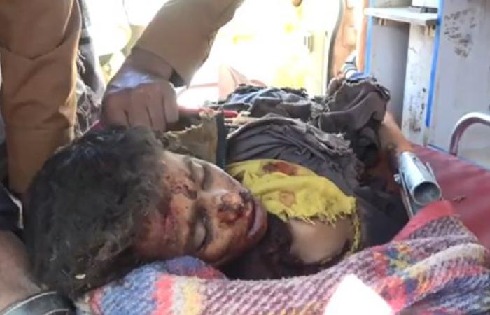 اليمن   مقتل 4 أطفال و3 نساء بقصف حوثي في حجة