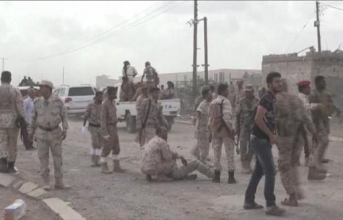 """اليمن   """"العند"""".. هجوم حوثي ببصمات إيرانية يهدد اتفاق السويد"""