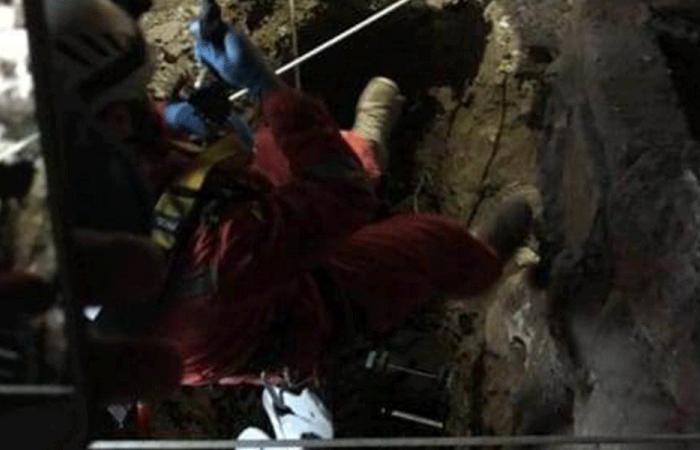 إنقاذ مسنّة سقطت في بئر أسفل منزلها في البترون