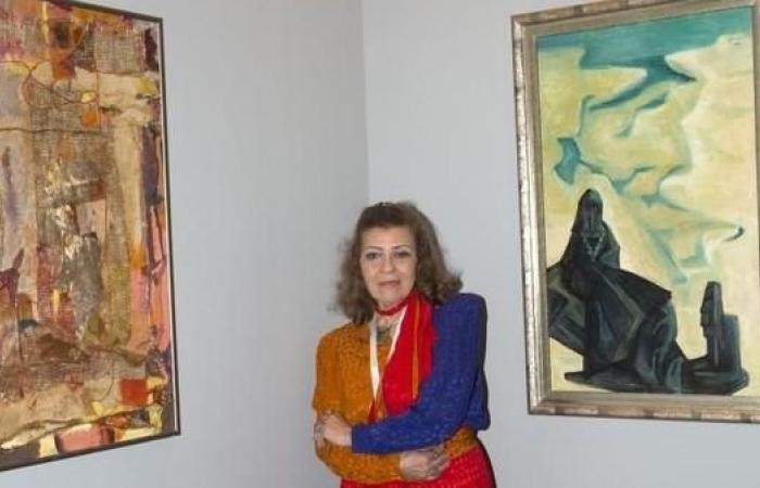 رحيل منيرة موصلي.. إحدى أهم رواد الفن التشكيلي بالمملكة