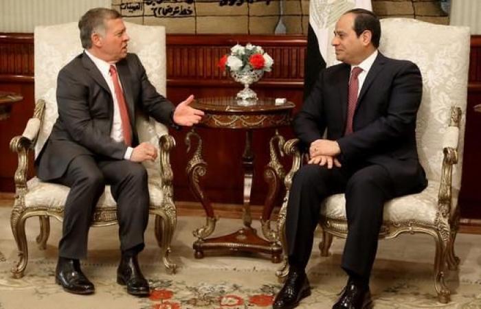 مصر | السيسي في الأردن الأحد لبحث العلاقات الثنائية