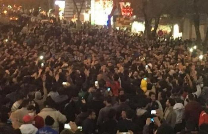 إيران | إيران الأولى عالميا عام 2018 بمعدل نمو الاحتجاجات