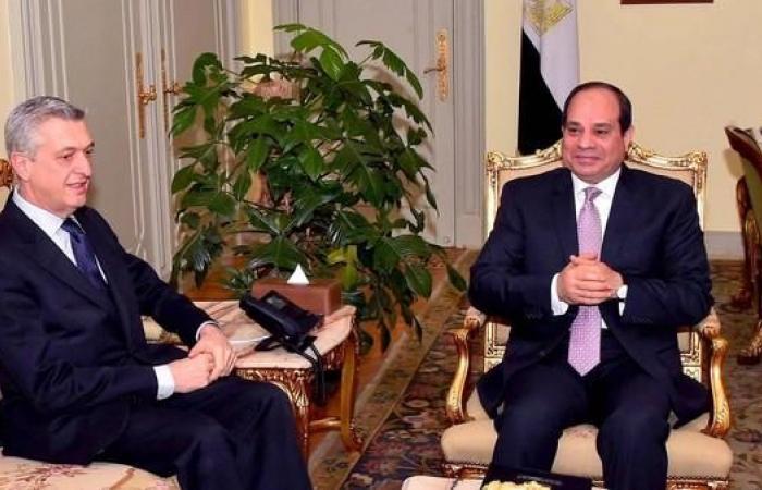مصر | السيسي: مصر لم تزايد باللاجئين ولم تتلق دعما لاستضافتهم