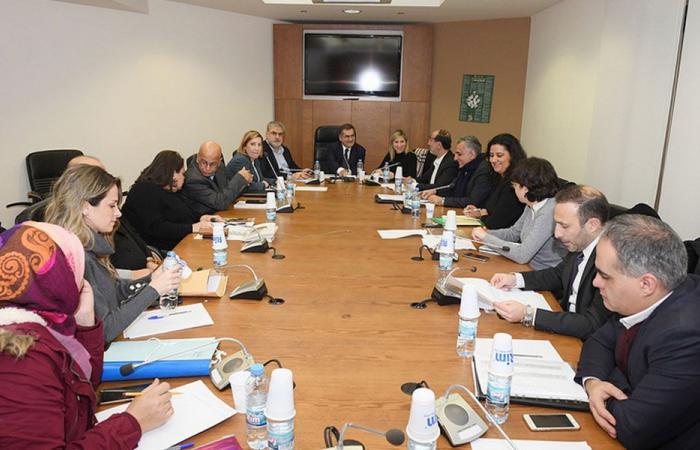 لجنة حقوق الإنسان ناقشت صيغ توظيف ذوي الاحتياجات الخاصة