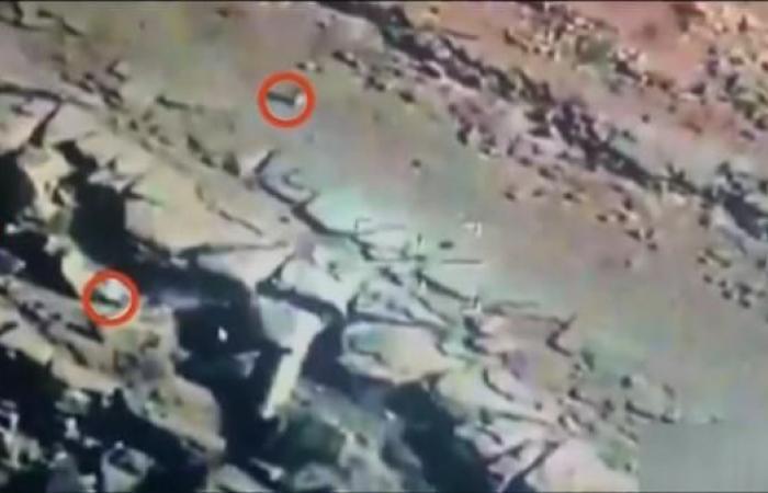 اليمن   فيديو حصري لإحدى عمليات طيران التحالف باليمن