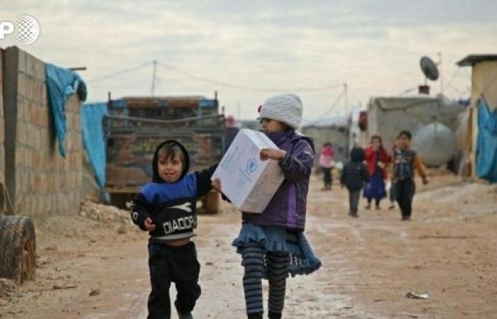 سوريا   وفاة 15 طفلاً سورياً بينهم رضع بسبب البرد القارس