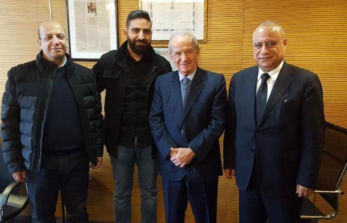 حماده عن المصور رزق: رفع اسم لبنان الثقافة في أرقى المعارض
