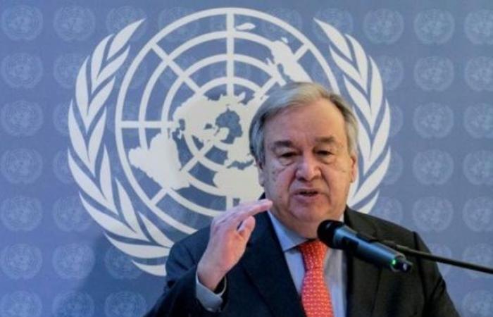 الأمين العام للأمم المتحدة ينبّه من تردي الوضع المالي للمنظمّة