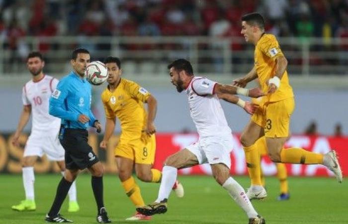 سوريا خارج كأس أسيا بخسارتها أمام الكنغر الأسترالي