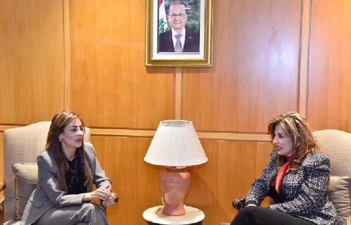 """وزيرة الإعلام الأردنية في بيروت للمشاركة في برنامج """"وان إيفرا"""""""