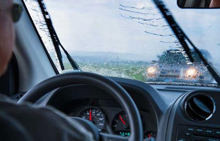 هذه هي إرشادات اليازا تلافيا لأخطار القيادة في الشتاء