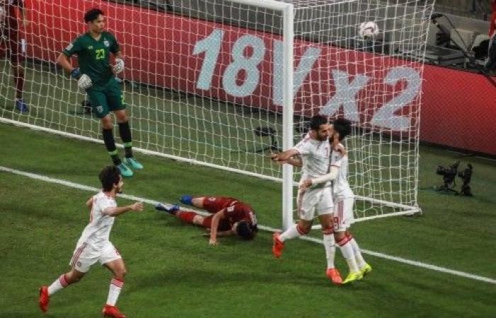 الإمارات تتعادل مع تايلاند وتحسم صدارة المجموعة الأولى