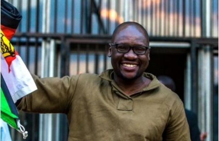 اعتقال شخصية معارضة للنظام في زيمبابوي عقب تظاهرات