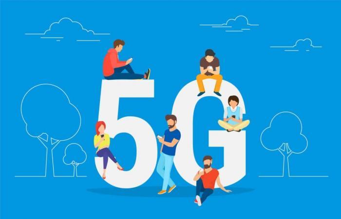 إريكسون وكوالكوم تجريان اتصال بيانات 5G عبر نطاق 2.6 جيجاهيرتز