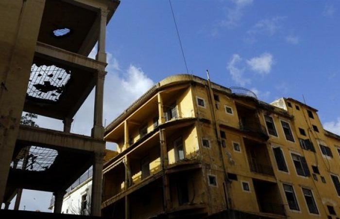 مباني مونو: التراث أخطر من تركه لوزير