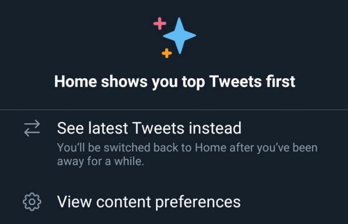 تويتر تسمح لمستخدمي أندرويد بعرض التغريدات حسب الأهمية أو الوقت