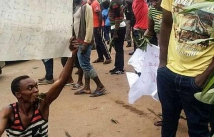 """انفصاليون مشتبه بهم في غرب الكاميرون """"يخطفون 30"""" شخصا"""