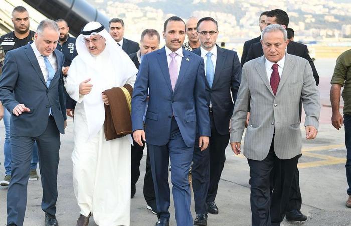وصول الوفدين الكويتي والعماني الى بيروت للمشاركة في القمة