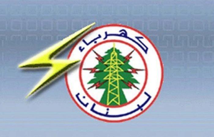 كهرباء لبنان: العاصفة تسببّت بانخفاض الإنتاج