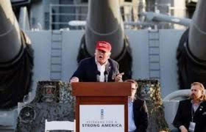 ترمب يزور البنتاغون للكشف عن مراجعة لأنظمة الدفاع الصاروخي الأميركية