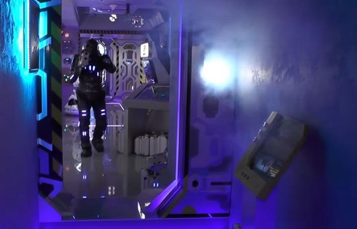 بالفيديو: فندق يشبه مركبة الفضاء في القرم