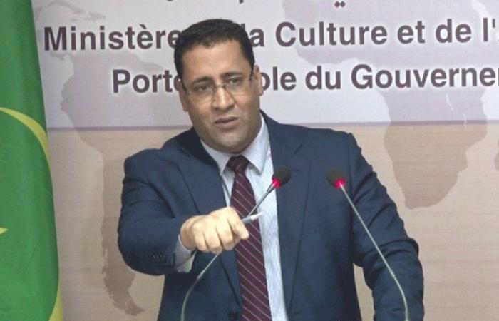 وزير الاقتصاد الموريتاني وصل بيروت للمشاركة في القمة