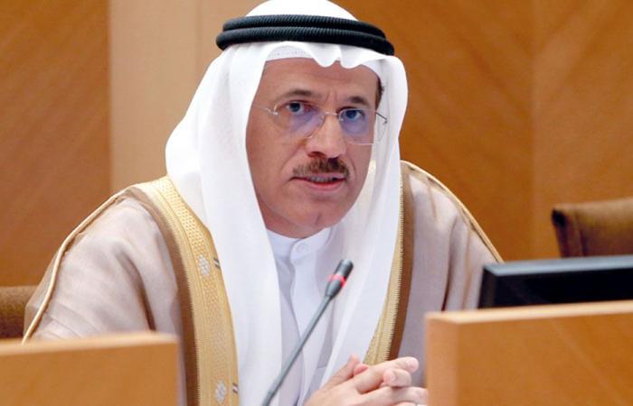 وزير الاقتصاد الاماراتي في بيروت: الجامعة العربية بيت كل العرب