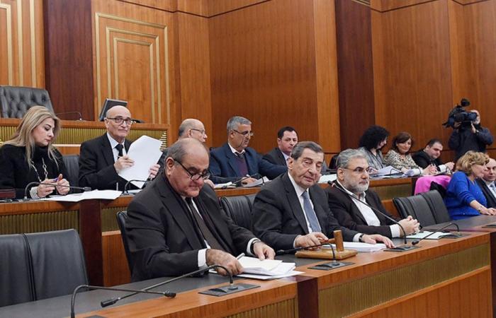 اللجان المشتركة أقرت 4 مشاريع قوانين