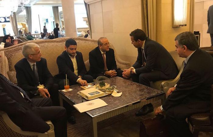 خوري بحث ووزير التجارة الجزائري العلاقات التجارية بين البلدين