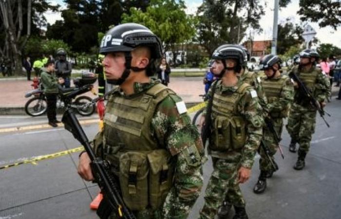 21 قتيلا في انفجار سيارة مفخخة استهدف أكاديمية للشرطة الكولومبية