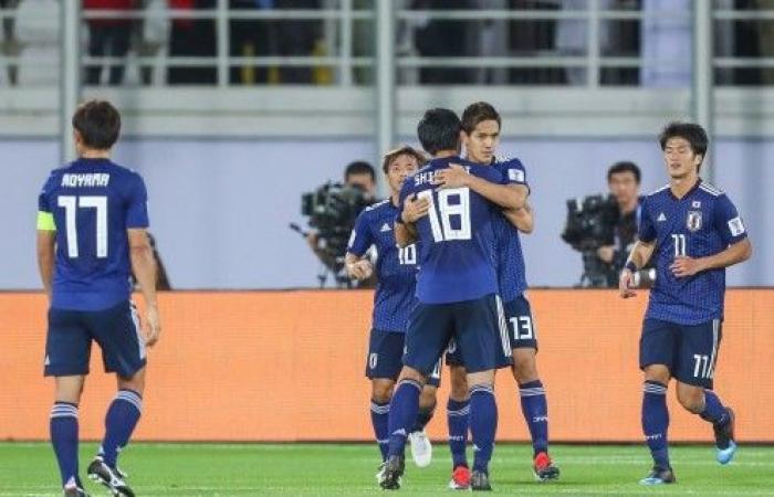الساموراي يحسم صدارة المجموعة السادسة أمام أوزبكستان