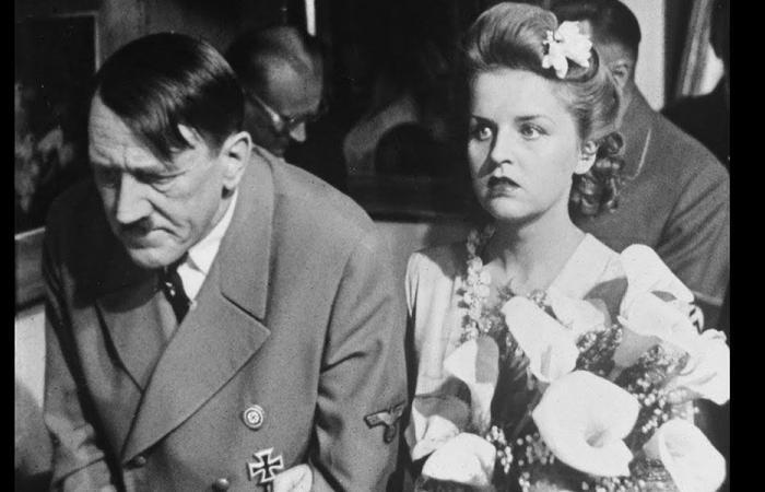 هتلر لم يمارس أي علاقة حميمة مع زوجته!