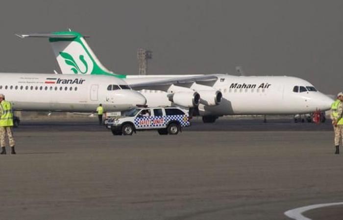 إيران | نائب إيراني: نصف طائراتنا المدنية مهترئة