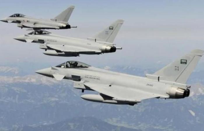 اليمن | طيران التحالف يقصف مواقع الحوثيين شمال غرب صنعاء