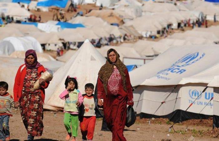 """""""إعلان بيروت"""" يحذِّر من تفاقم أزمة اللاجئين في الدول العربية"""