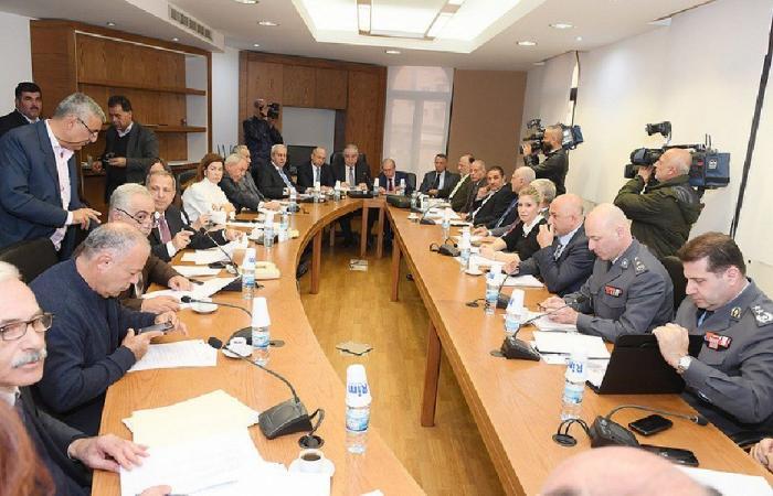 لجنة الداخلية والبلديات تابعت درس مشروع تعديل قانون السير